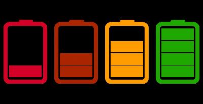 Заряд батарею телефона, ноутбука