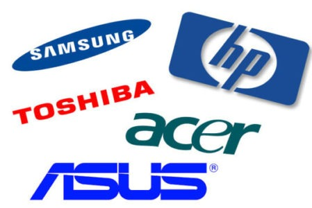 Ремонт ноутбуків бренди