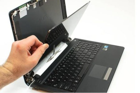 Ремонт та заміна матриці ноутбука